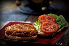 Quinoa Burger Roundup - Cooking Quinoa