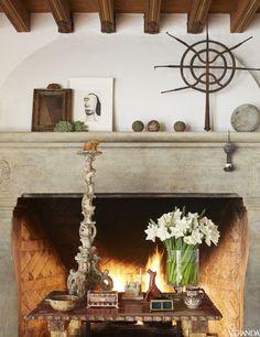 Most Beautiful Homes In California - Richard Hallberg Interior Design