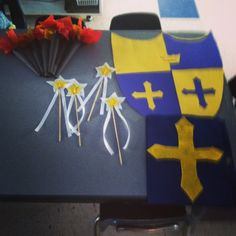 """My new dramatic play idea: """"The Kingdom"""" stay tuned for the finished product…"""