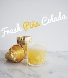 FRESH PIÑA COLADA //