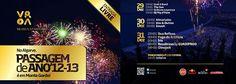 Passagem de ano em VRSA traz música, dj's e fogo-de-artifício à praia de Monte Gordo | Vila Real Santo António | Escapadelas ®