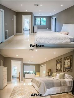Bedroom Staging tips for how to stage a bedroom to sell!   stage, bedrooms and