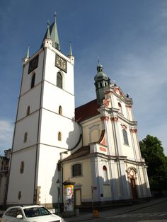Litomerice, north Czechia European Countries, My Heritage, Czech Republic, Prague, Notre Dame, Poland, Beautiful Places, Country, Bohemia