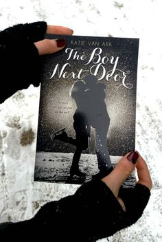 THE BOY NEXT DOOR is the perfect snow day read. Pick up your copy today and prepare to swoon. The Boy Next Door, Romance, Snow, Reading, Boys, Life, Romance Film, Baby Boys, Romances