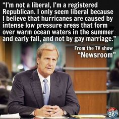 I am a liberal and I completely respect any one who is reasonable in their beliefs and values