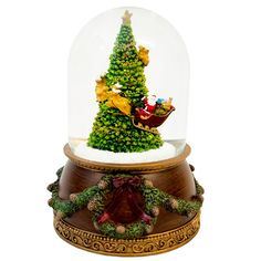 Snow Globes | Product categories | Santa Claus: The Book of Secrets