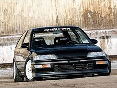 91 Civic Hatchback