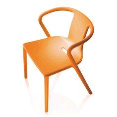Air-Armchair, orange