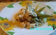 In questo periodo si trovano #carciofi buonissimi... quindi perchè non unirli alla #cipolla e #gorgonzola e farci un buon #risotto???  PER LA RICETTA: http://blog.giallozafferano.it/ioemeincucina/risotto-ai-carciofi-e-cipolla/  #gialloblogs #giallozafferano #ricettadelgiorno #blogGZ #fattoincasa #faidate #ildolcemangiare #mangiaresano #mangiare #food #cibobuono #cibo #cibofattoincasa #ricetteveloci #ricettafacile #primipiatti #riso #verdure