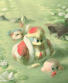 Kirby Character, Game Character, Kirby Pokemon, Videogames, Kirby Games, Meta Knight, Nintendo Characters, Kawaii Cute, Super Smash Bros