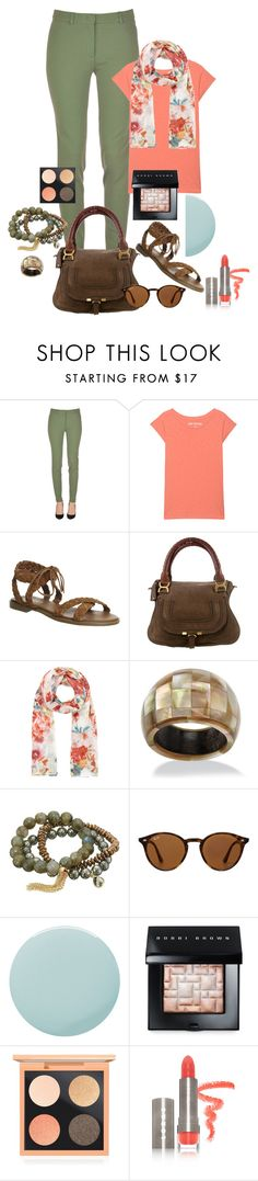 Untitled by silversage on Polyvore featuring True Religion, Emilio Pucci, Office, Chloé, Dee Berkley, Ray-Ban, LORAC, Bobbi Brown Cosmetics, MAC Cosmetics and Smith & Cult