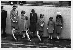 Funny Vintage Photo collection from the London Zoo (1930s)