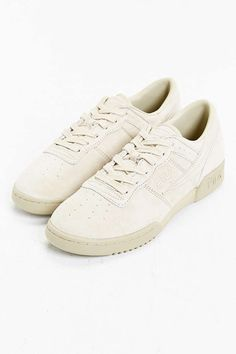new product 08c2d f2879 FILA Original Fitness Suede Sneaker