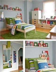 BZCasa Magazine - http://mag.bzcasa.it/ambienti/camera-da-letto/5-segnali-che-ti-fanno-capire-che-ora-di-cambiare-larredamento-della-camera-dei-bambini-8599/