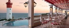 The Oyster Box   Luxury Hotel Umhlanga, KwaZulu-Natal, South Africa Durban South Africa, Terrace Restaurant, Leading Hotels, Kwazulu Natal, Grand Hotel, Hotel Spa, Hotels And Resorts, Pergola, Outdoor Structures