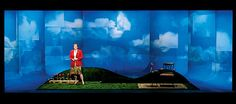 Miss Witherspoon. McCarter Theatre Center. Scenic design by David Korins.
