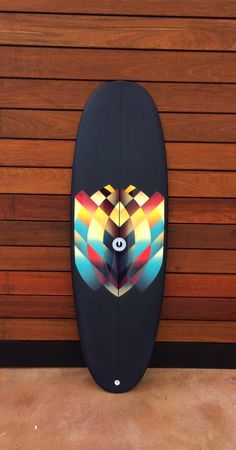 "5'6"" Sub by Album Surfboards"