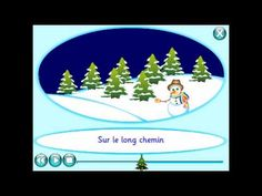 We sang it! French Christmas Songs, French Songs, Noel Christmas, Xmas, Childrens Christmas, Preschool Christmas, Core French, French Class, Christmas Songs Youtube