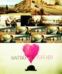 Waiting for forever -- Awesome soundtracks!