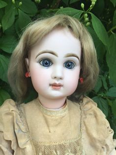 ANTIQUE NICE BEBE JUMEAU CLOSED MOUTH SIZE 9 (20,47 INCHES) PERFECT STATE | eBay