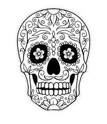 """Результат пошуку зображень за запитом """"mexican sugar skull"""""""