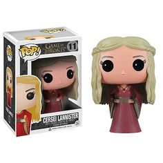 Game of Thrones Cersei Lannister Pop! Vinyl Figure - Funko - Game of Thrones - Pop! Vinyl Figures at Entertainment Earth