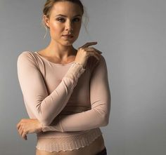 Pre-order Sara Mearns So Danca Adult Dance Top RDE-1734 Microfiber Available in 5 Colors