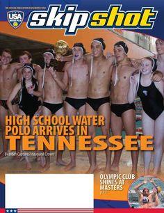 Skip Shot Magazine Water Polo 29