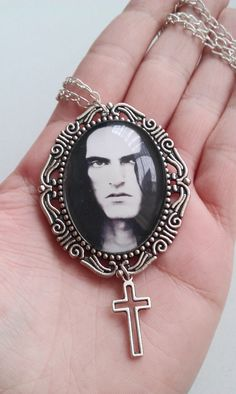 Peter Steele necklace and pendant by ToxicTrinkets