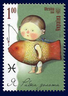 Ukrainian Zodiak by Eugenia Gapchinska 11abf55af4