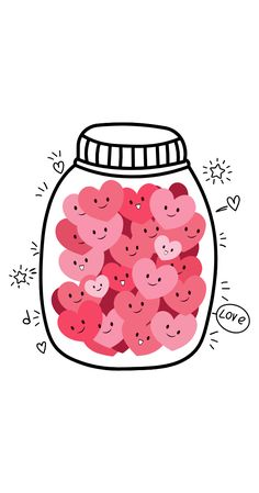 Kawaii Stickers, Love Stickers, Printable Stickers, Happy Stickers, Wallpaper Iphone Cute, Cute Wallpapers, Image Clipart, Cute Doodles, Aesthetic Stickers