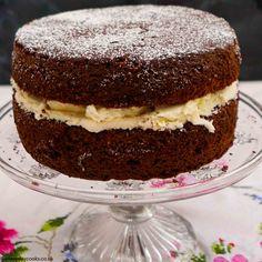 Everyday Chocolate Cake | Everyday Cooks Easy Cake Recipes, Brownie Recipes, Chocolate Recipes, Chocolate Cake, Malteaser Cake, British Chocolate, Crazy Cakes, Cool Birthday Cakes, Savoury Cake