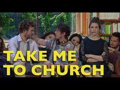 take me to church [parodia] - panpers feat. diana del bufalo #videodivertenti