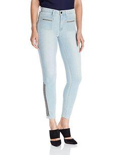 fba844ea36 PAIGE Women s Vintage Hoxton Ankle Jeans