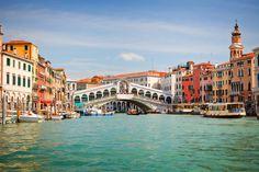 "Kollektion ""XXL Wallpaper 2""; Livingwalls Fototapete «Rialtobrücke, Venedig» 470292"