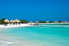 Aruba Baby Beach... My favorite place in Aruba!