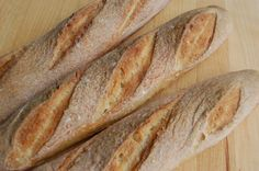 How to Make Baguettes:Joe Pastry.com