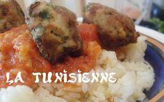 Voici une très bonne recette de boulettes de sardine, parfumées à souhait! A servir avec du riz ou des frites maison.