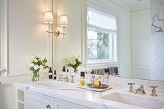 Sutro Architects | #masterbath #marble #bathroom