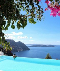 Hotel San Antonio #Santorini @kinsonsworld #thira