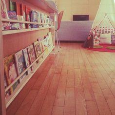 My Shelf/収納/DIY/キッズスペース/絵本棚/こどもスペース...などのインテリア実例 - 2017-10-13 11:36:13