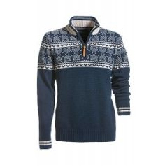 Norman Sweater Navy
