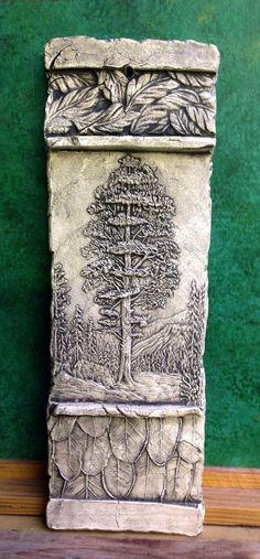 REDWOOD TREE, Wilburton Pottery