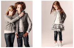 Earthchild by Tamy Donnerstag for summer 2012, relaxed shapes in organic cotton for tomorrow's leaders