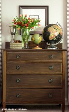 Dresser styling by Heather Chadduck Hillegas