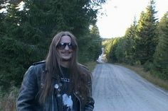 "Fenriz…""Too old too cold"" video."