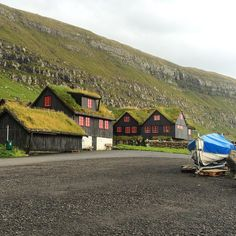 #Faroe #islands #faroes #landscape #mountains #nature #beautiful #travel #travelling #backpacking #exploring #landscape_lovers #scandinavia #faroeislands #atlanticairways #grassroof #kirkjubour #visitfaroes #boat by samhampo