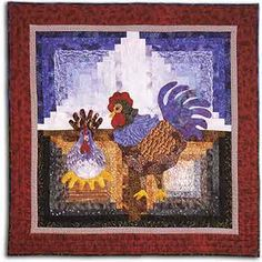 Funky Chicken - Sulky® Secrets to Successful Applique