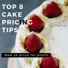 Top 8 Cake Pricing Tips | Pricing cakes (correctly) for profit is the #1 most asked question and the #1 one cakers get wrong the most, industry wide.
