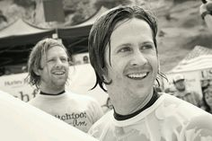 Jon & Timmy at the Switchfoot Bro-Am. Ohmygoodnes this picture!
